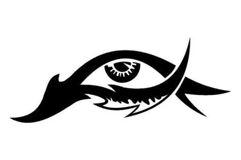 tribal pattern eye amazing tribal eye tattoo design tattooshunt com