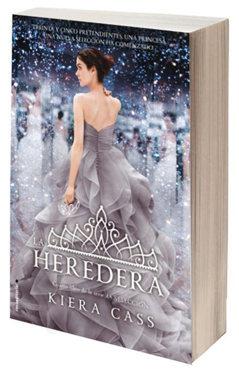 libro la heredera cazadora de libros la heredera kiera cass