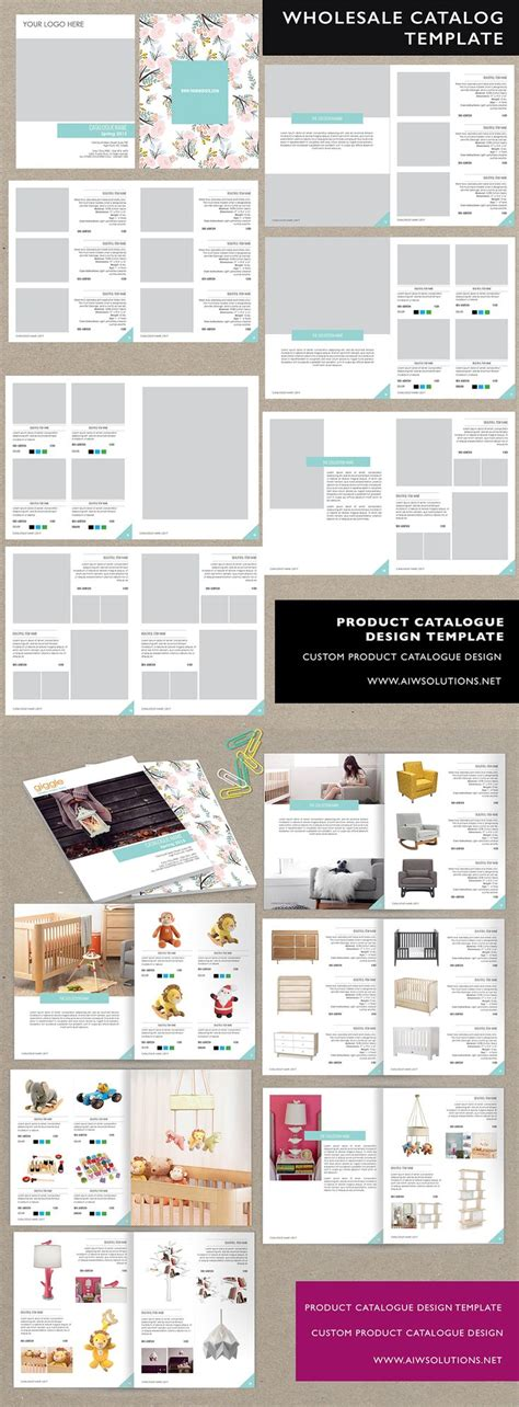 Home Interior Products Catalog by 25 Best Ideas About Product Catalog Template On