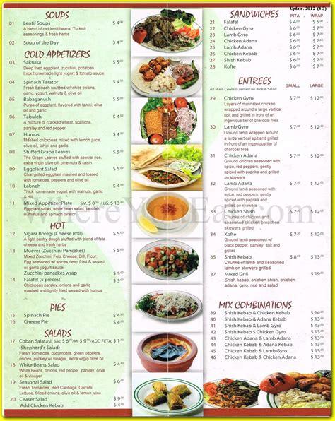 ottoman menu ottoman menu 28 images bedok mall singapore burpple