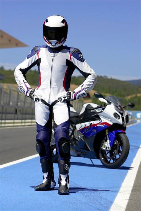 Motorrad Lederkombi F R Dicke by Passende Bekleidung Zur Bmw S1000rr Motofreak The Real Fan