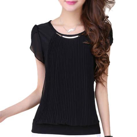 S Sleeve Chiffon Dress summer blouse sleeve chiffon casual dress
