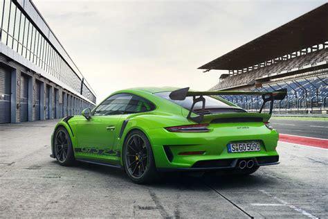 2019 Porsche 911 Gt3 Rs by Introducing The 2019 Porsche 911 Gt3 Rs
