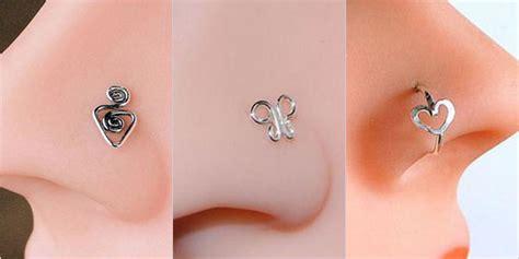 top 50 best beautiful indian designer nose rings designs