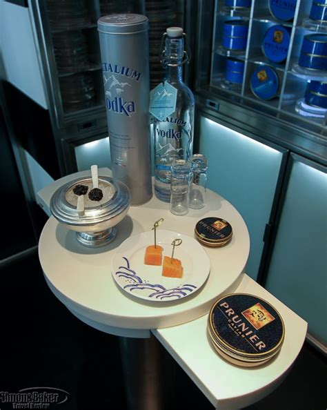 Sho Caviar tiny tasting at well known caviar shop luxury