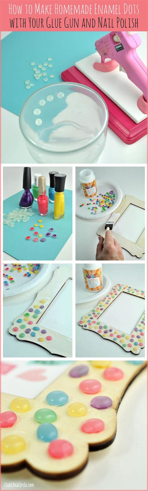 diy craft projects 31 incredibly cool diy crafts using nail polish diy