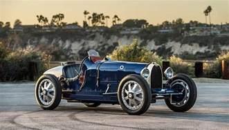 Pre War Bugatti Pur Sang Replicates A Pre War Bugatti Type 35b