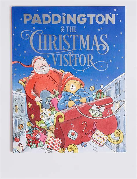 paddington and the christmas m s christmas ad 2017 paddington and the christmas visitor advert good housekeeping