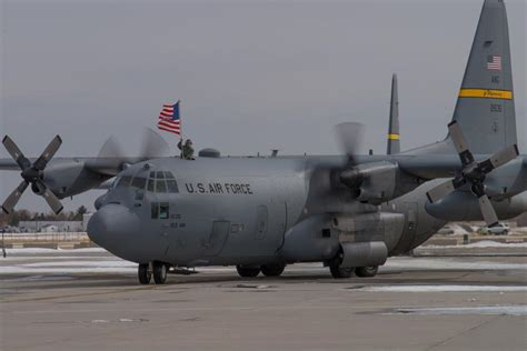 dvids news 153rd airlift wing returns from overseas deployment