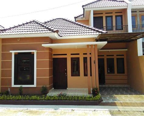 warna cat luar rumah  cantik inspirasi dekorasi rumah