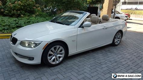 2012 Bmw 328i For Sale by 2012 Bmw 3 Series 328i Convertible Premium Navi Heated
