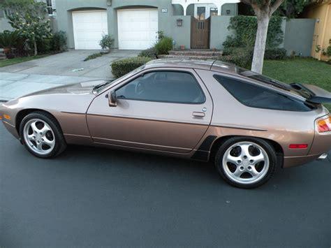 80s porsche 928 1987 porsche 928 s4 for sale