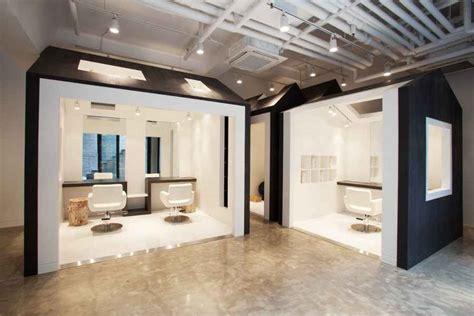 black salon seoul miega seongbuk dong boutique hair salon seoul e architect