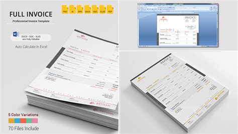 simple design document template 15 simple invoice templates made for microsoft word