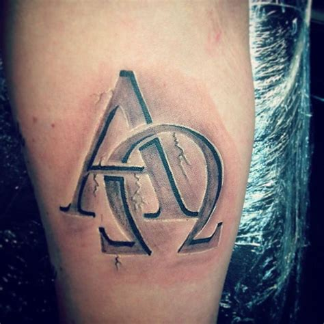 omega tattoo best 25 alpha omega ideas on chi rho
