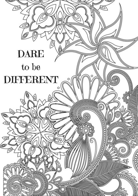 Inspirational Quotes For Adult Coloring Pages Happy Mom Inspirational Coloring Pages For Adults