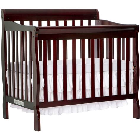 used mini crib what you get from iron baby cribs home