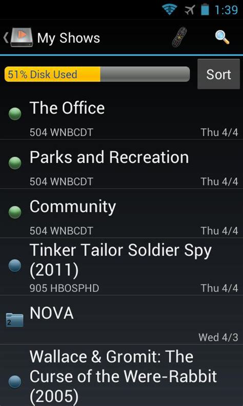 tivo app for android dvr commander for tivo 174 android apps on play