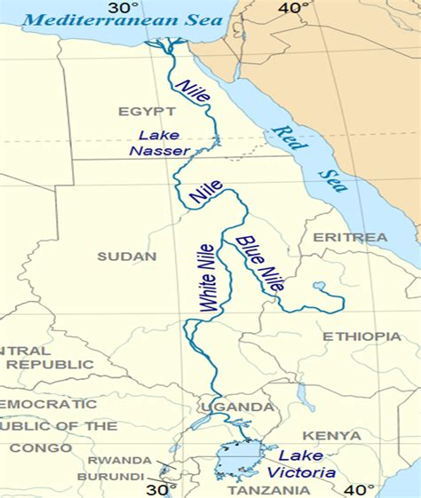 world map river nile world map nile river www imgkid the image kid has it