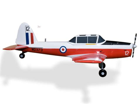 Swiss Army Dhc 1 de havilland dhc 1 chipmunk raf model airplanes propeller 174 5 mymahoganymodels
