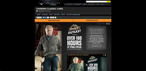 Velocity Sweepstakes - velocity com cccsweeps over 100 hours at pebble beach sweepstakes