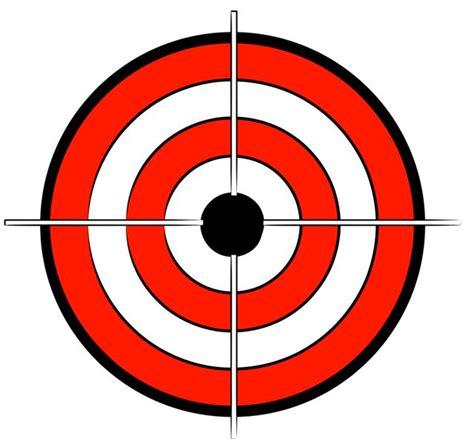 printable bulls eyes printable bullseye clipart best