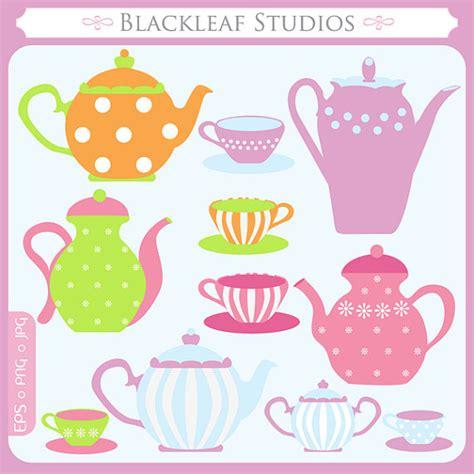 Instant Pot Decals little tea pot tea cups cute tea pots mad hatters tea