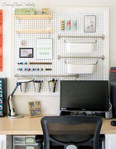 above desk wall organizer desk wall organization on desk