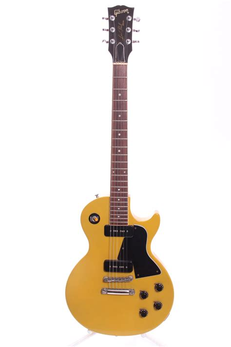 Jual Gitar Elektrik Original Lespaul Michael gibson les paul special 1991 tv yellow guitar for sale