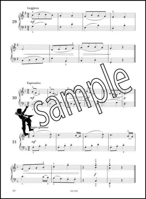 Piano Specimen Sight Reading 4 piano specimen sight reading tests for piano abrsm grade 3 hamcor