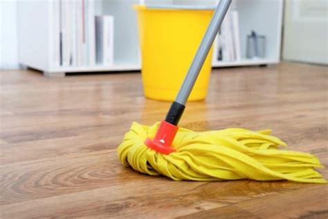 cleaning laminate flooring thriftyfun