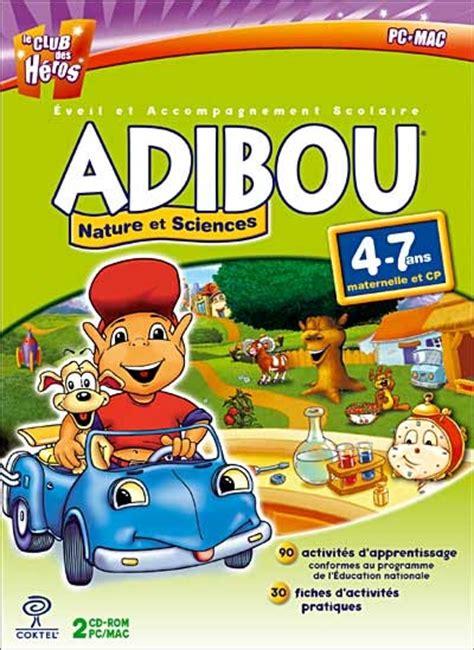 adibou cuisine adibou d 233 couvre la nature jeu pc images vid 233 os