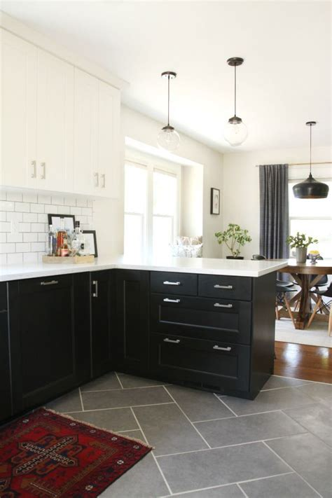 best 25 grey kitchen floor ideas on grey tile