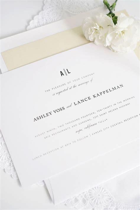 modern wedding invitation wording uk the 25 best modern wedding invitation wording ideas on