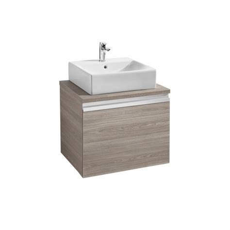 mueble de ba 241 o base para lavabo sobre encimera roca heima - Mueble Para Lavabo