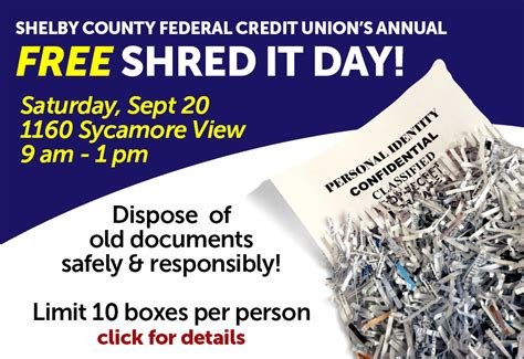 Forum Credit Union Shred Day 2014 Shelby County Shred It Day Choose901