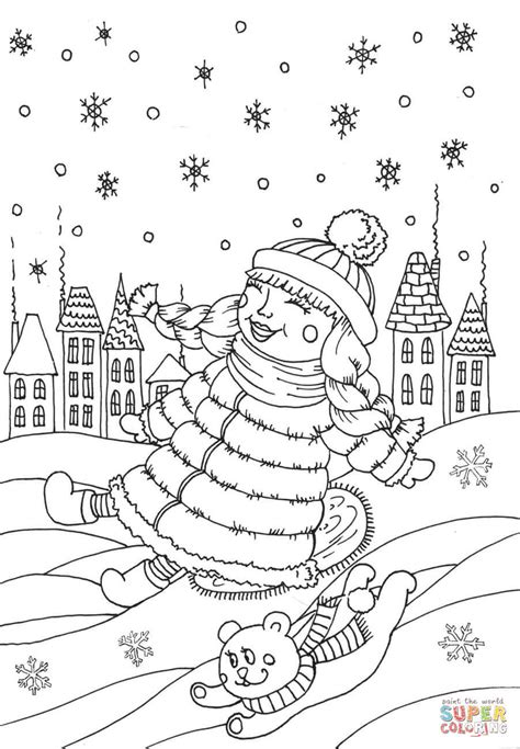 january coloring pages peppy in january coloring page free printable coloring pages