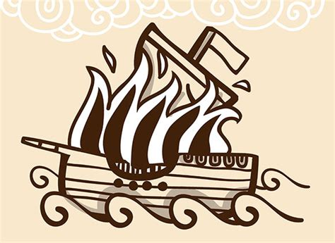 burn your boats to be successful burn your boats