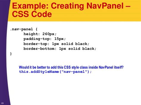 css gwt tutorial gwt tutorial laying out windows with panels part ii
