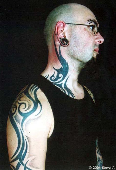 tattoo arm neck neck tattoo images designs
