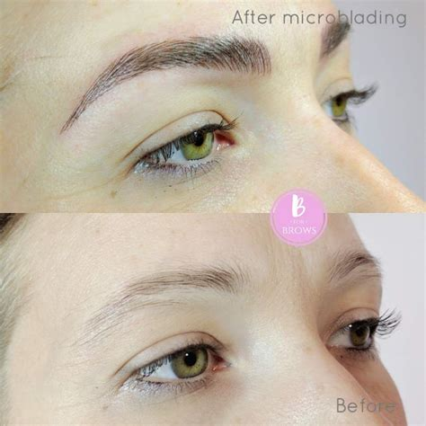 tattoo eyebrows at home microblading vancouver by b for brows