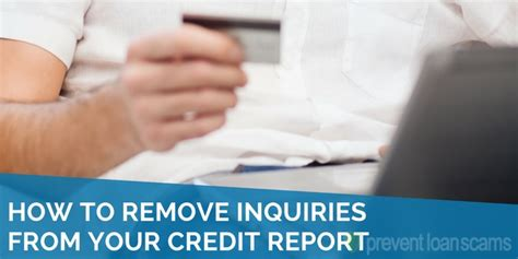 how to remove inquiries from credit report sle letter how to remove inquiries from your credit report