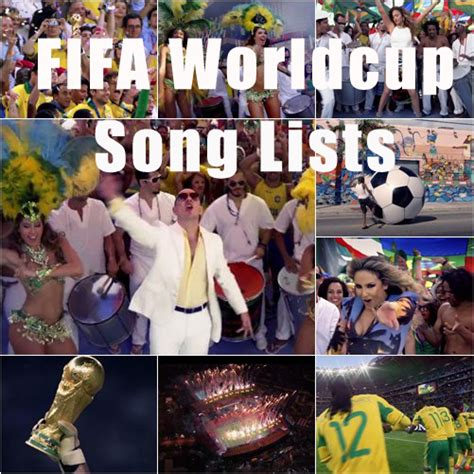 list theme song fifa world cup 29 fifa worldcup video songs you should not miss to listen