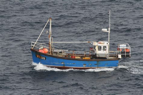 fishing boat man rescued from fishing boat the shetland times ltd
