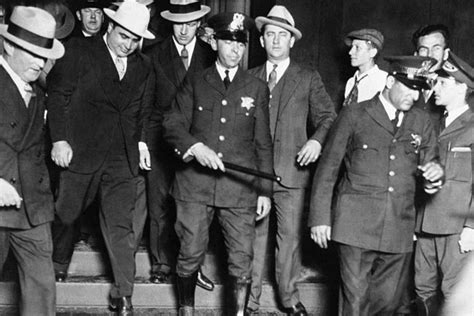Al Capone Criminal Record Permanent Record How Arrests Stick With Tens Of Millions Of Americans Washington Wire Wsj