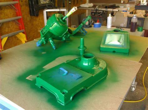 walker turner drill press restoration part 2 the workbench