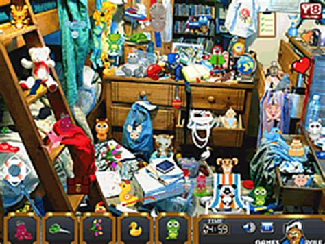 messy bedroom game free 2 play online at pacogames net play messy room game online y8 com