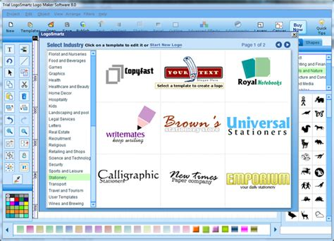 logo creator software creation software magix website maker mx free software reviews best free