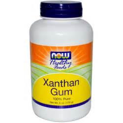 now foods xanthan gum 6 oz 170 g iherb com