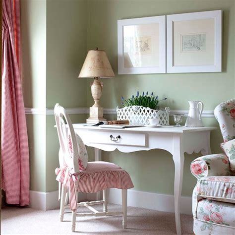 beautiful home office designs  feminine allure